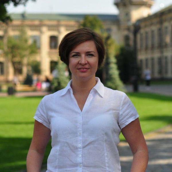 Наталія Пожарська
